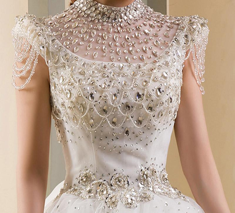Das Diamond-Brautkleid