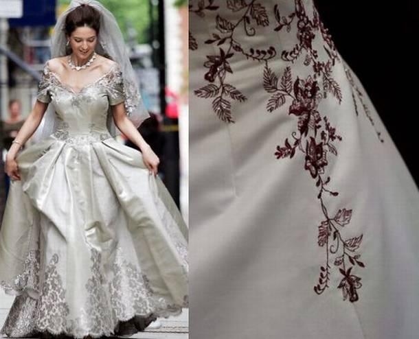 Mauro Adami Hochzeitskleid—372,564 Dollar