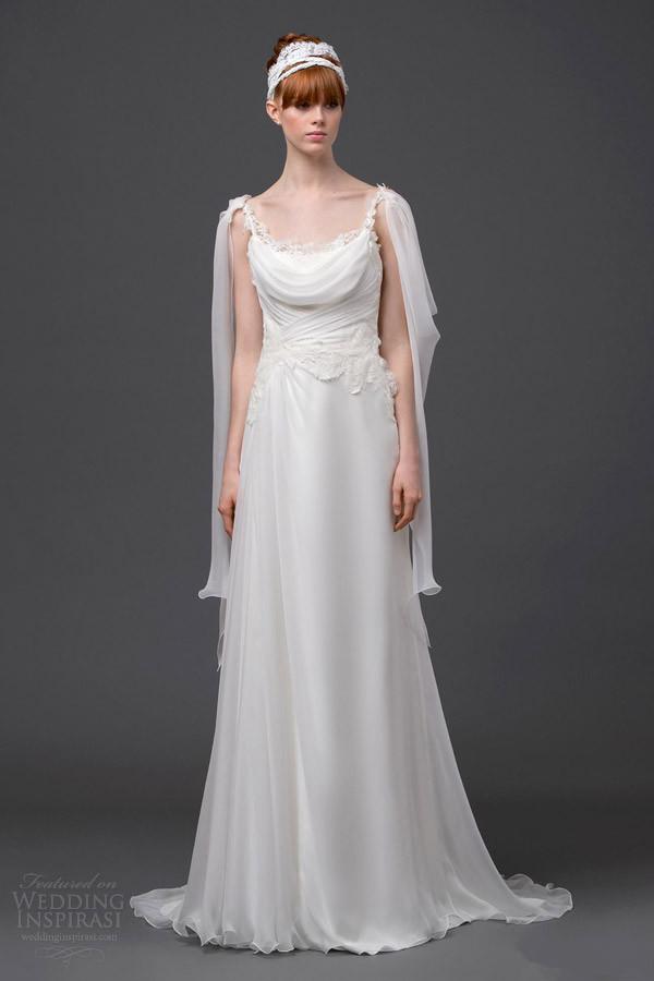 Elegantes schönes Brautkleider