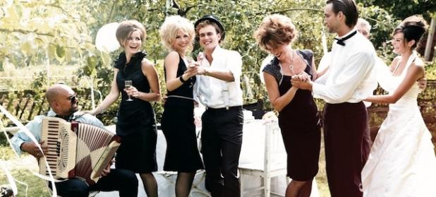 Hochzeitgäste