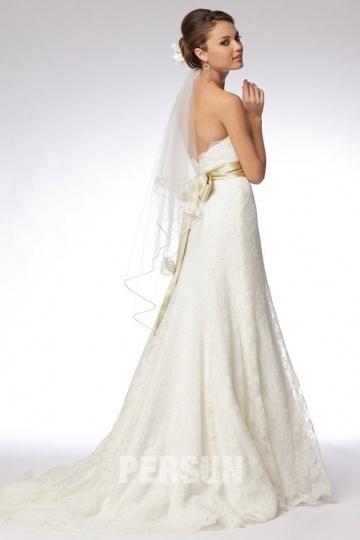 Schönes Ivory Brautkleider