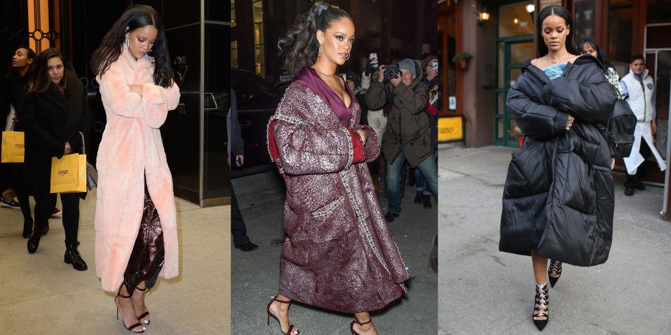 Rihanna Max Mara