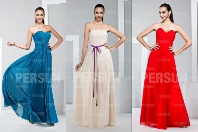 Elegante Brautjungfernkleider Online Sale