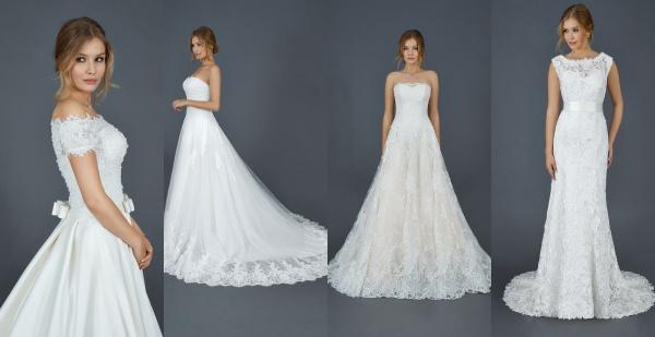 Hochzeitskleider 2016 Kollektion