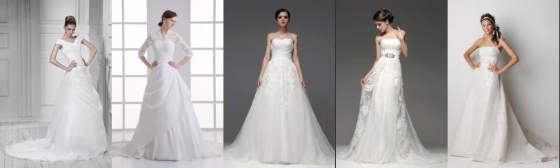 Hochzeitskleider für Winter