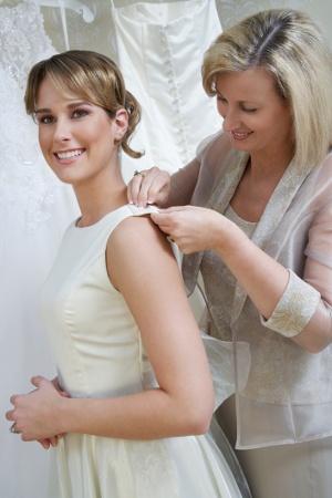 Hochzeit-Brautmutter