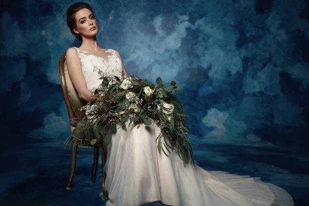 Brautkleid-Ivory
