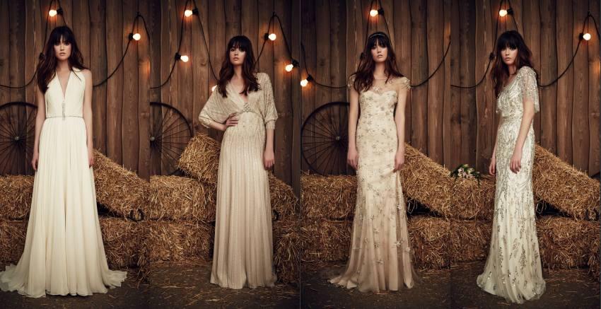 Brautkleid-Modern
