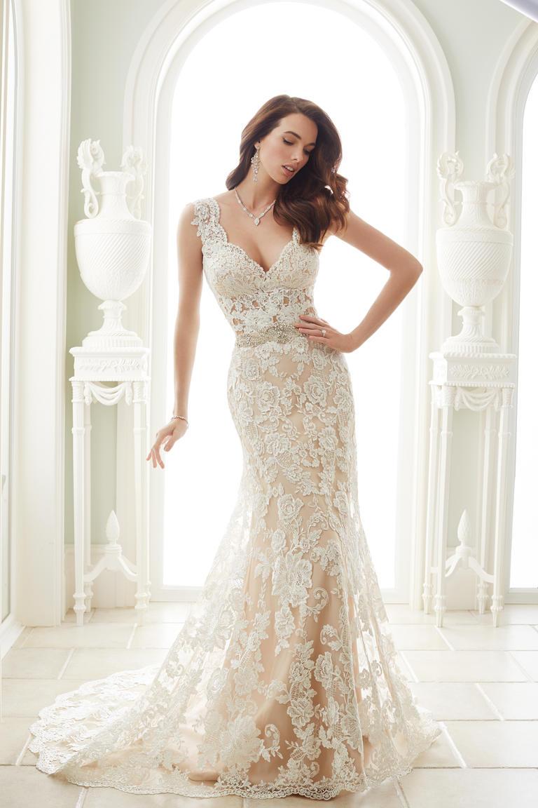 Brautkleider Meerjungfrau