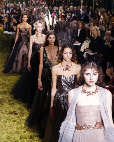 Dior Fashion Show 2017